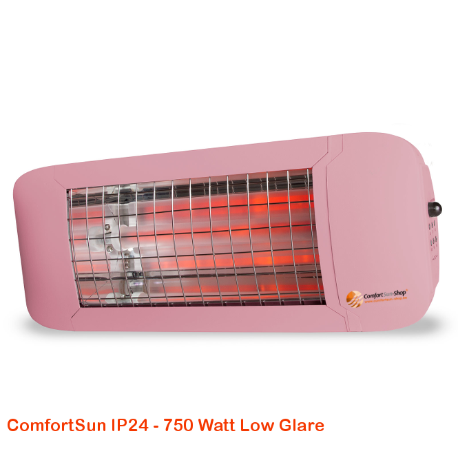 5100145-aan-Low-glare-750-Watt-roze-www.comfortsun-heating.com©